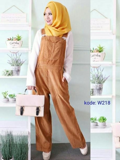 Codoray Pants Jumpsuit W218