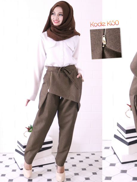 Basic Pants Layer K150