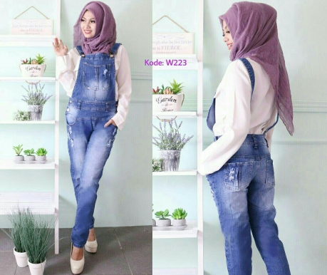 Pants Overall Sobek W223