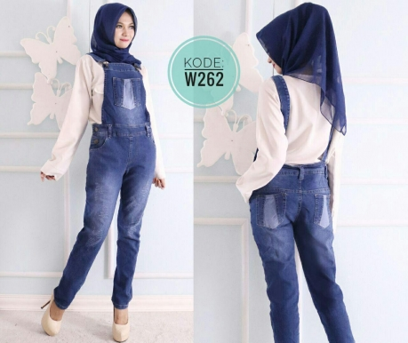 Overall Celana W262