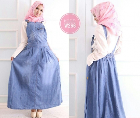 Cosmo Skirt Overall W266