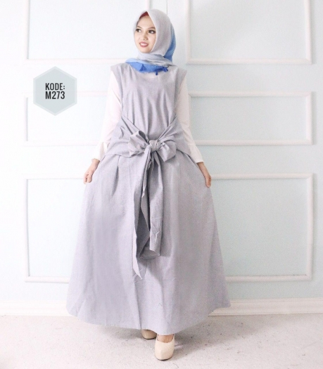 Premium Ribbon Dress M273