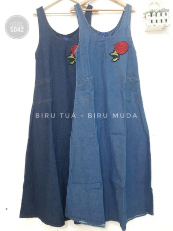 Rose Overall Set S042