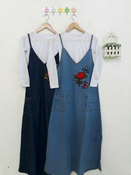 Set Flower Dress M271