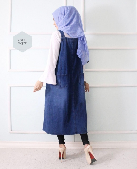 Baby Doll Overall W320