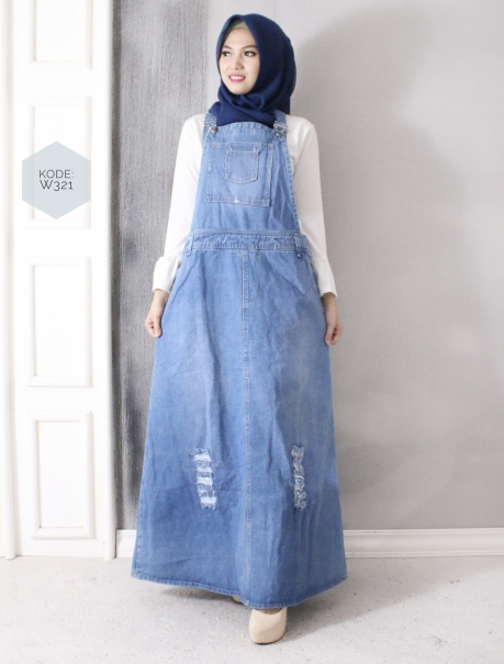 Wearpack Jeans Skirt W321