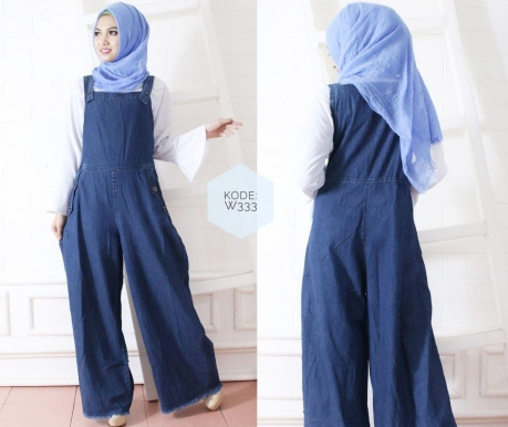 Pants Jumpsuit Jeans W333
