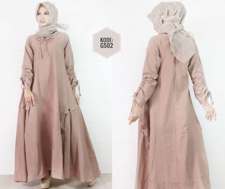 Gamis BCL Linen G502