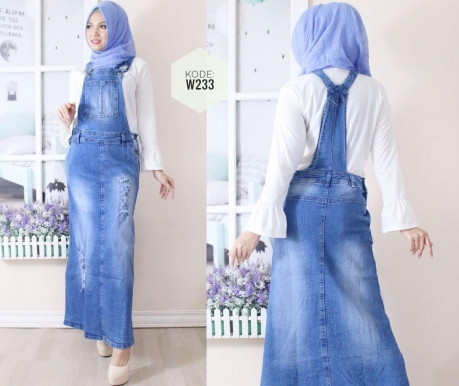 Wearpack Jeans Skirt W233