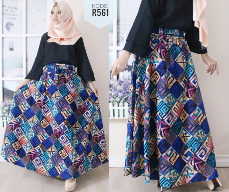 Etnic Skirt Ribbon R561