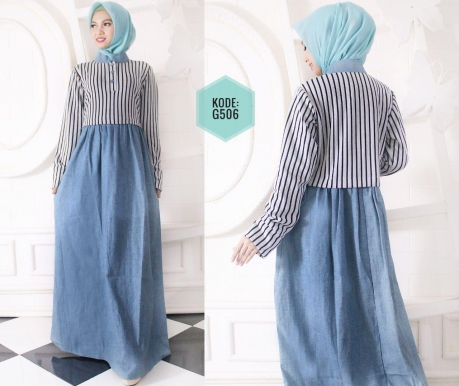 Saffa Dress Salur G506
