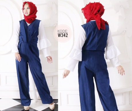 Lady Jumpsuit W342