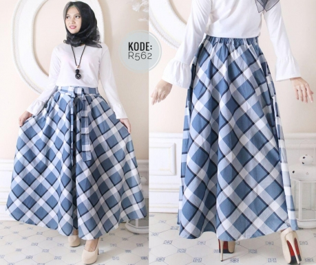 Umbrella Square Skirt R562