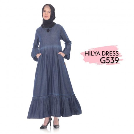 Hilya Dress G539