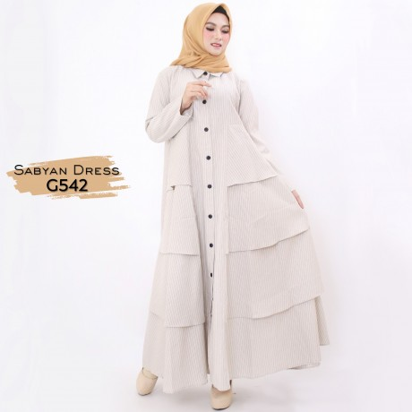 Sabyan Dress G542