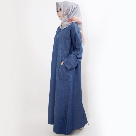Basya Dress - Jumbo G558