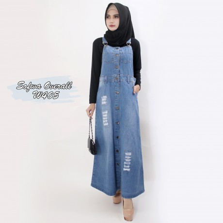 Sofwa Overall W405