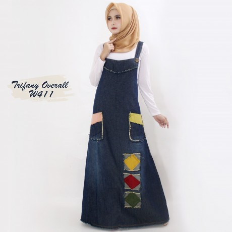 Trifany Overall W411