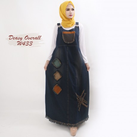 Deasy Overall W433