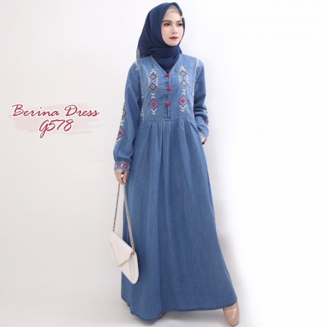 Berina Dress G578