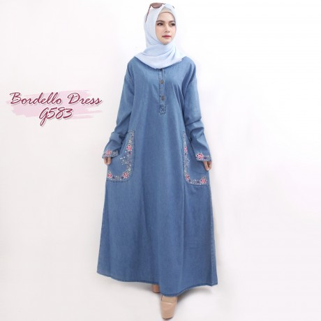 Bordello Dress G583