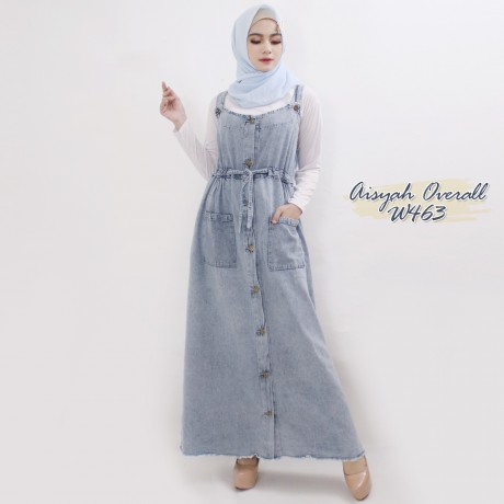 Aisyah Overall W463