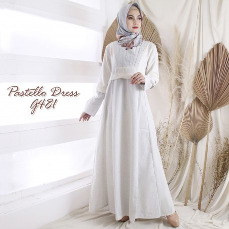 Pastello Dress G481