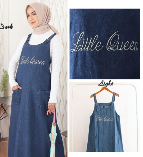 Queen Overall W469