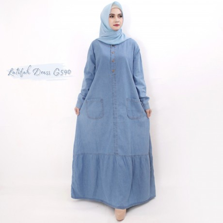 Latifah Dress G590