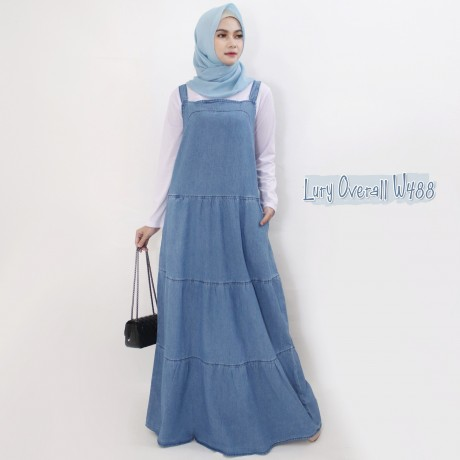 Lury Overall W488