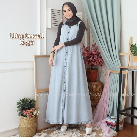 Ulfah Overall W458