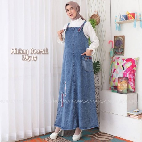 Mickey Overall W519